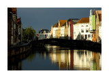 Bruges, scandalously beautiful