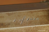 Close up of Engraving 9078