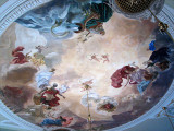 Ceiling in the house of Blackheads