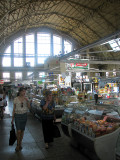One of the Central Market halls