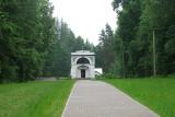 Mausoleum of general Barclay de Tolly