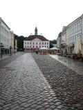 Townhall square in Tartu