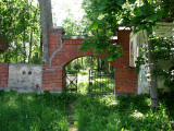 Abandoned german cemetery