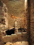Basement dating back to the 13th century