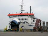 Ferry to island Saaremaa