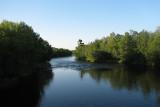 Beautiful Chippewa River in northern Wisconsin