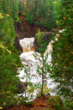 Copper Falls State Park in Mellen, WI