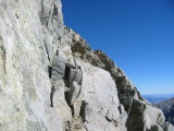 A View up the Ledges
