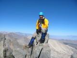 Bud on the Summit of Mid-Pal