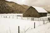 03.04.07 Winter Barn Side B
