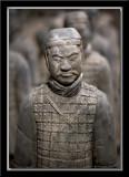 Creepy China statue