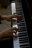 Pianist in Florence