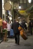 Strolling musician - Sorrento, Italy