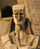 Faces of Sagrada Família