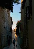 Street In Rab
