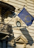 United Europe Clock