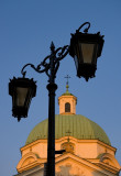 Lanterns With A Dome
