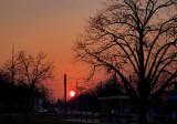 Sunball Over The Street