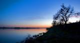 Wisla River Nightfall