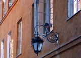 Lantern With A Guy