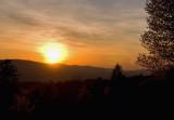 Myscowa Area Sunset