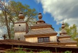 Wooden Churches of the Slovak part of the Carpathian Mountains - Bodruzal