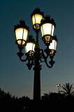 Night On La Rambla