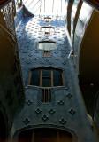 Casa Battlló -  Stairwell