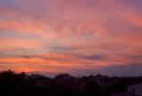 Sunset Over Zhovkva