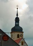 Small Clock, Big Tower