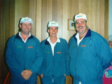 Aussie Crew   Dave- Mat- Peter