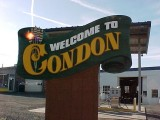 Condon, Oregon - Center of the Universe..