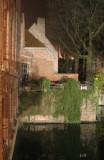 Canal behind Hotel Erasmus 1
