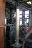 Brugge Belfry clock mechanism
