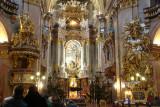 Peterskirche interior
