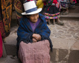 In the Sacred Valley: Pisac Market