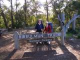Signs of the Bibbulmun Track