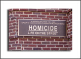 Homicide - Pbase Gang Attacks The Streets of Baltimore!