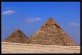 Famous pyramids
