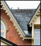 Antic (antique) roof