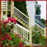 The three stairs