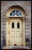 The older door