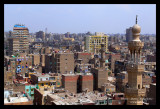 Cairo ...  All colors, all architecture, everything you can imagine is there !