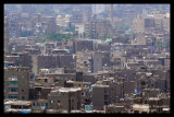 A Part of Cairo ... Over 20,000,000 people living there !