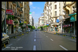 At 08:00 AM, all streets of Cairo are like that ! Calm ..