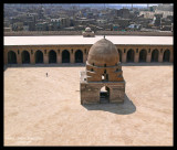 The Mosquee Ibn Tulum...  and the Man