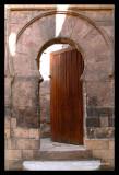 The Door of a Mosquee