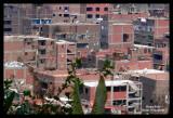 City view near Zabaleen