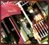 My preferated brakfest place .. La Rosée du Matin ..