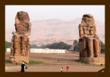 Deir- el-Medina and Memnon Colossus